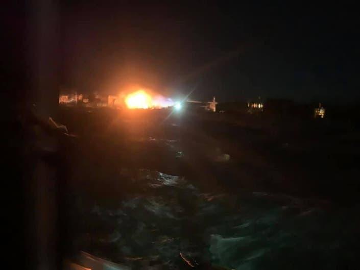 3 Fire Island Homes Destroyed In Massive Blaze