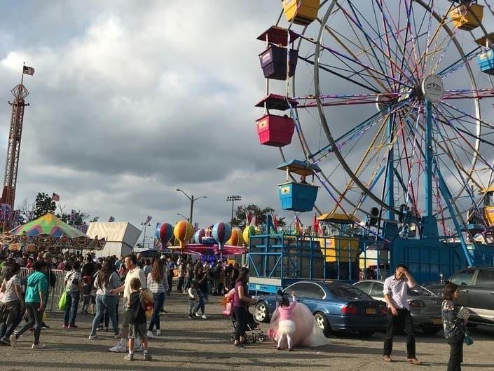 Oyster Festival, Hay Maze, Spooky Walk: LI Weekend Picks