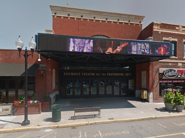 Patchogue Theatre Receives New York State Grant