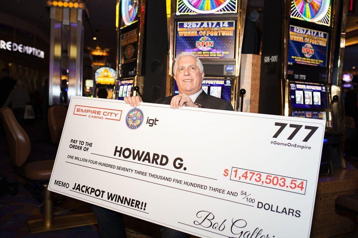 Empire city casino slot winners wisconsin casino night