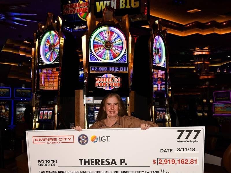 2 9 Million Record Jackpot Hit At Empire City Casino New