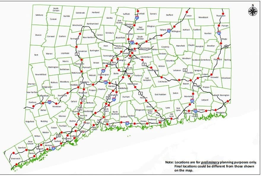 New Tolls Cost Released Here S How Much And Where They Could Be