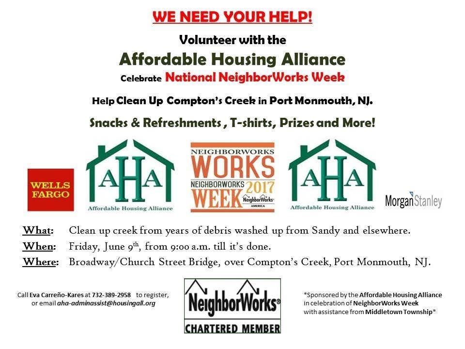 National Neighborworks Week, Sponsored by the Affordable