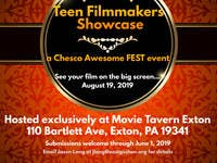 2019 Teen Filmmakers Showcase Hosted By The Movie Tavern Exton
