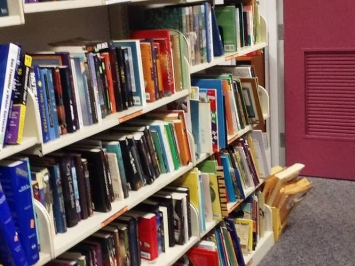 Friends of Sherwood Library Bookstore closed this Sunday