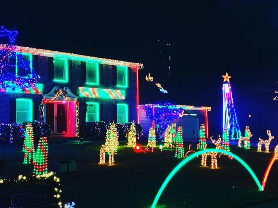 Christmas Light Installation Mercer Island WA