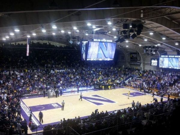 Northwestern Makes NCAA Tournament For First Time Ever