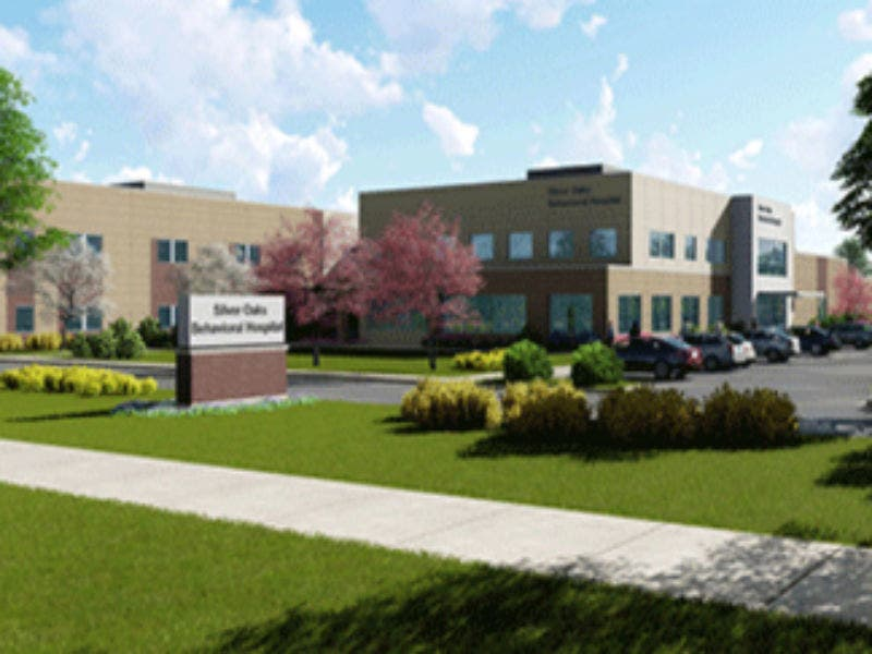 Silver Cross Mental Health Hospital Plans Approved By State New