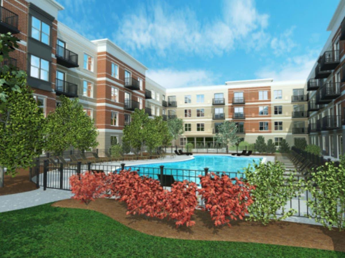 Apartment Complex Near Arboretum Sold For $67 Million