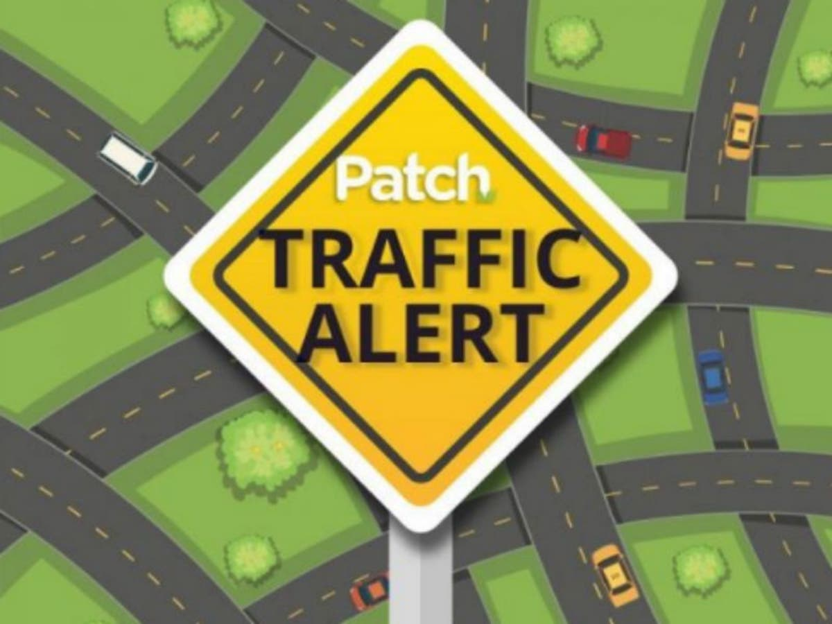 Crash On Bishop Ford Blocks Inbound Lanes Near 159th Street