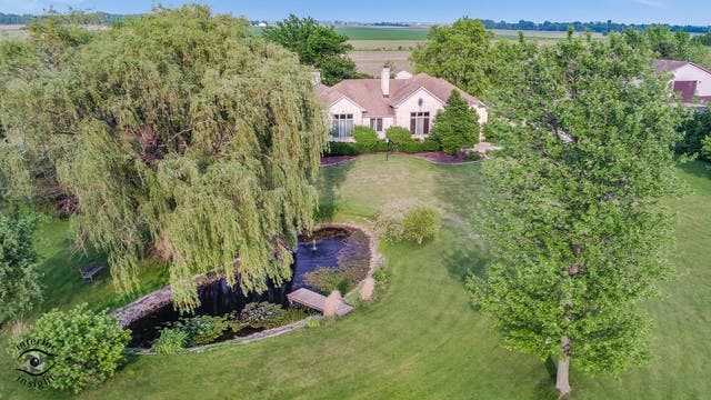 Private Estate With Pond, Greenhouse For Less Than $500K