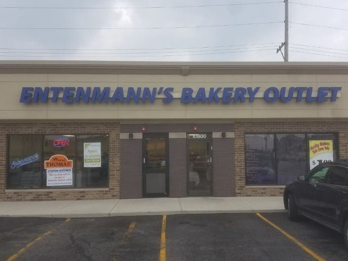 Entenmanns Bakery Outlet In Oak Lawn Closing After 45 Years