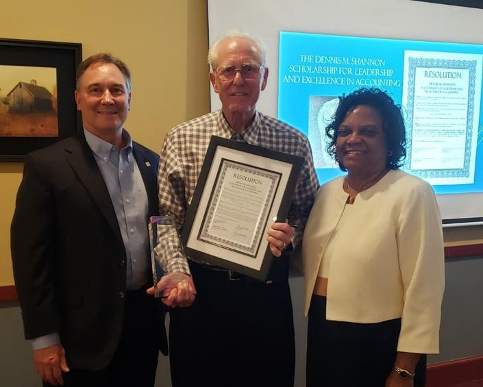 Accounting Scholarship Created In Honor Of Moraine Valley Alum