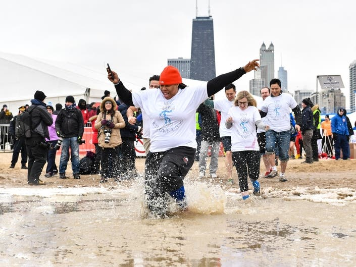 Chicago Polar Plunge Registration Opens