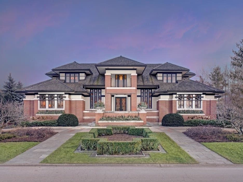 This Is The Most Expensive Home On The Market In Orland Park