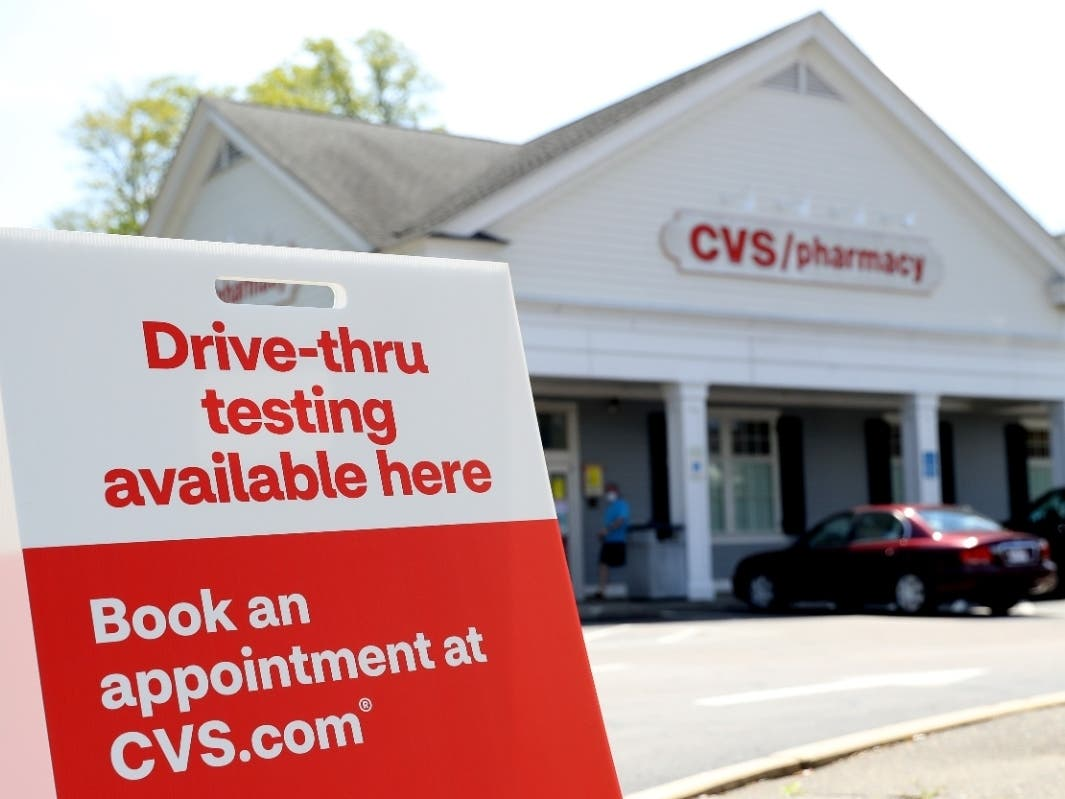 Drive Thru Coronavirus Testing Site Opens At Cvs In Tinley Park Tinley Park Il Patch