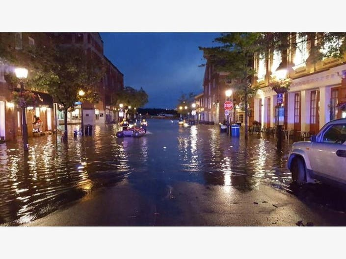 Flood Warning Issued For Alexandria As Hurricane Approaches-0