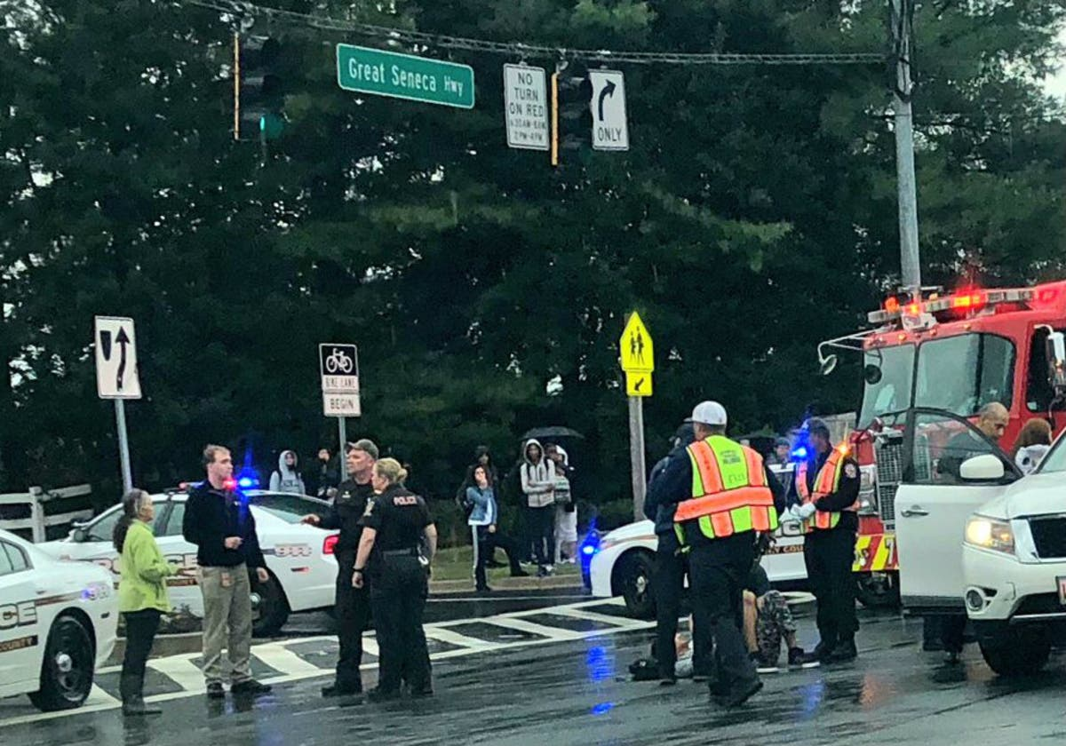 Two Northwest High Students Hit By Car: Report | Germantown