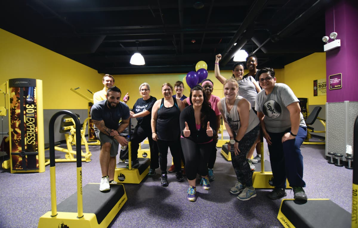 Planet Fitness North Broadway Celebrates Official Grand Opening Chicago Il Patch