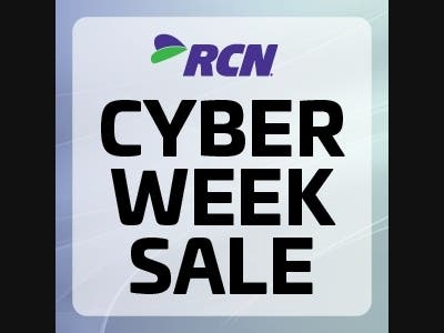 RCN Boston Announces 2020 Black Friday and Cyber Monday Deals