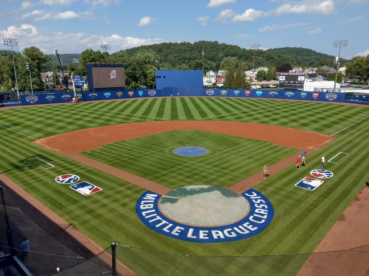 4bf782575 STMA Members Prepare Field for Second Little League Classic | Wilkes ...