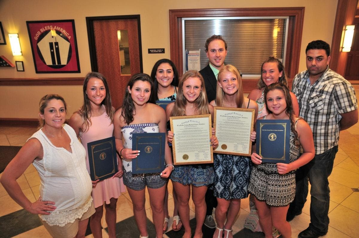 West Essex High School Softball Team Captures State Section