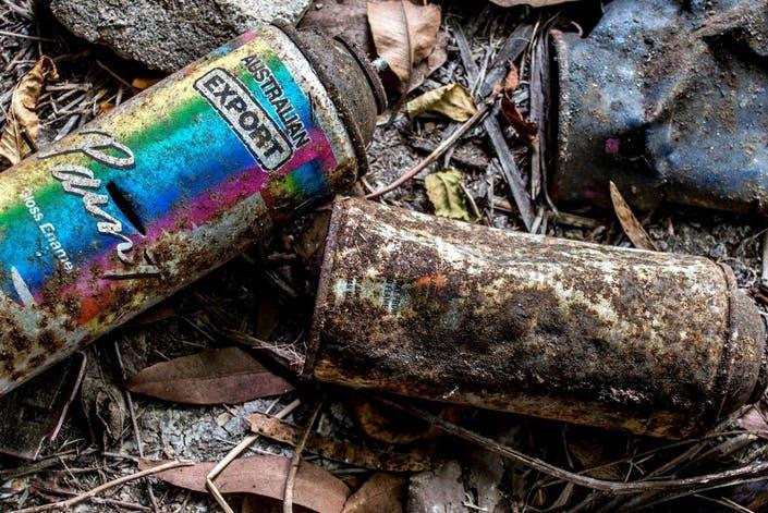 More Bloomfield Spray Paint Vandalism Reported   Bloomfield