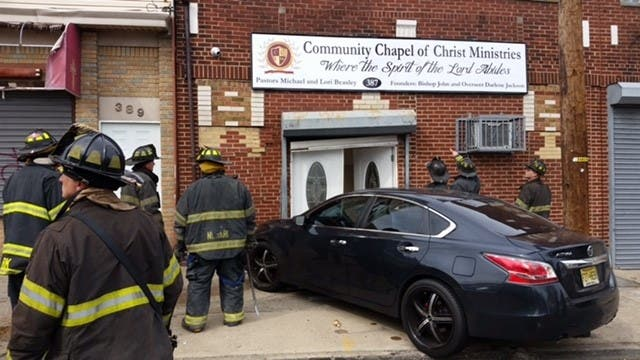 Stolen Car Crashes Into Essex County Church On Sunday: Cops