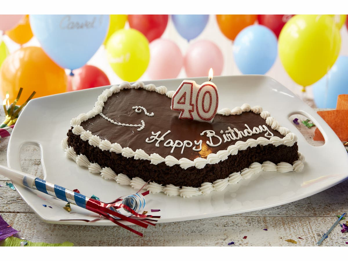 Remarkable Fudgie The Whale Turns 40 Carvels Iconic Ice Cream Cake Photos Funny Birthday Cards Online Elaedamsfinfo