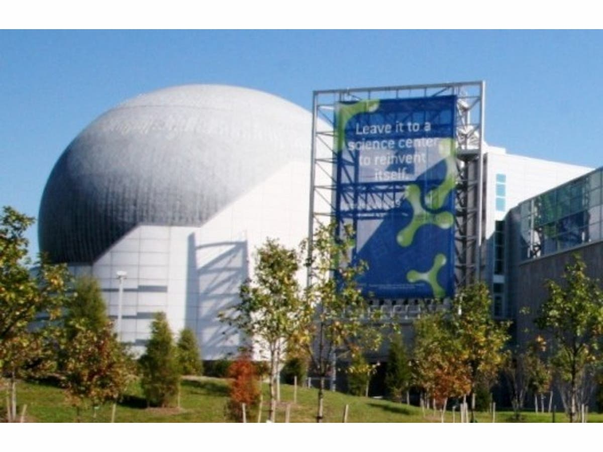Nj Science Center Gears Up To Build Largest Planetarium In
