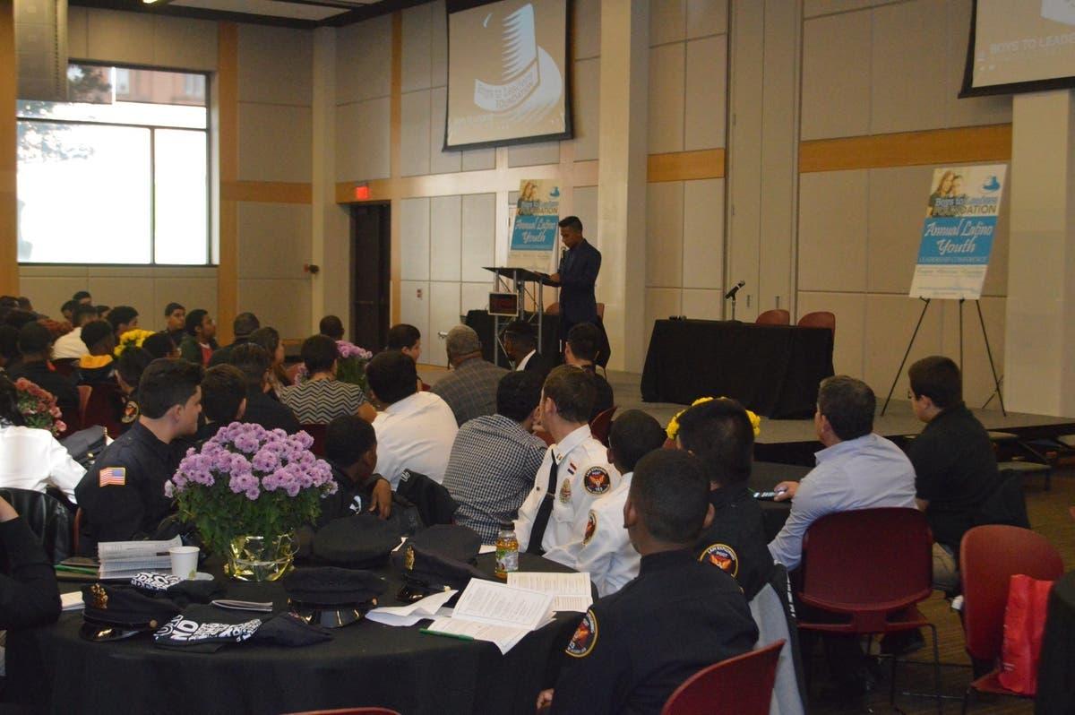 Newark Latino Youths Attend Public Speaking Symposium | Newark, NJ Patch