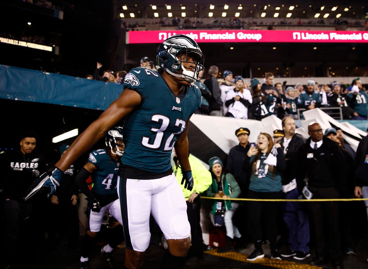 Rasul Douglas: From NJ To The Super Bowl With Eagles