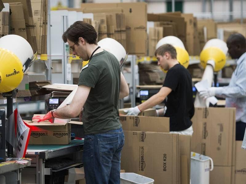 Amazon Officially Passes Up Newark, NJ For New Headquarters | Newark