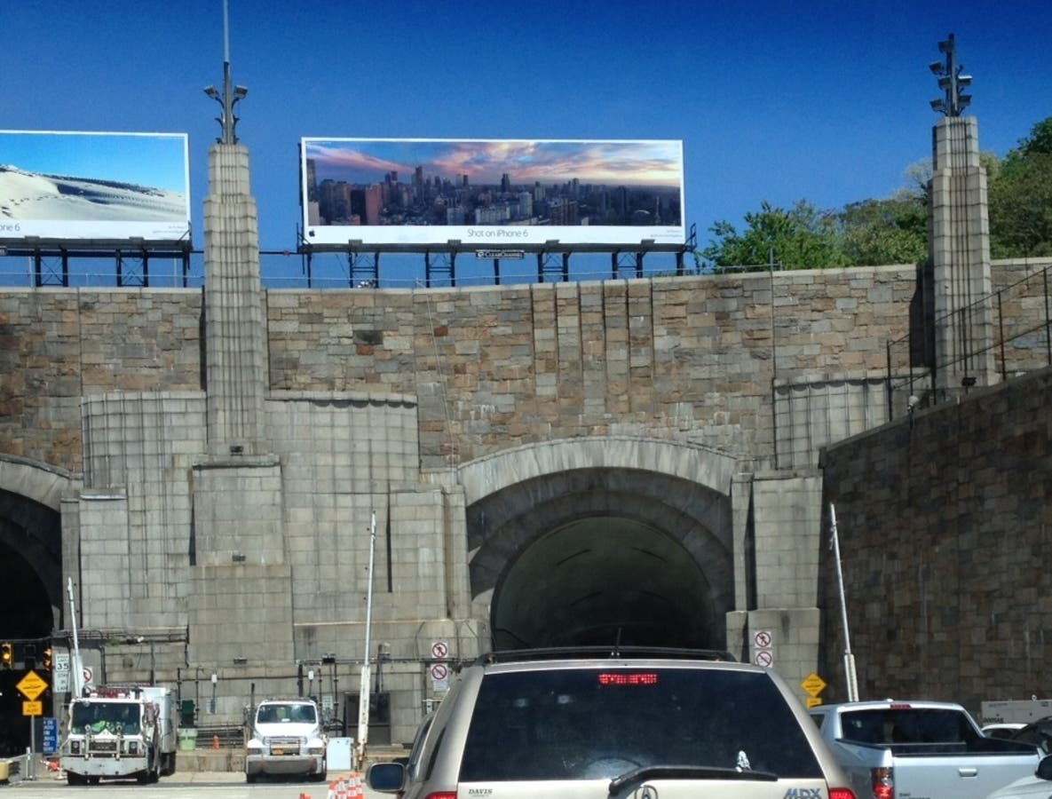 Lincoln Tunnel Crash Delays Buses Traffic Stretches Into Hoboken