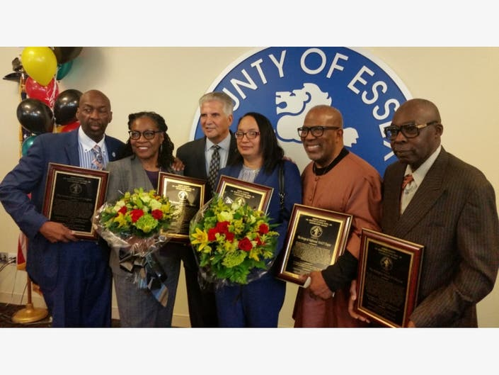 Essex Five Honored At African American History Month Event