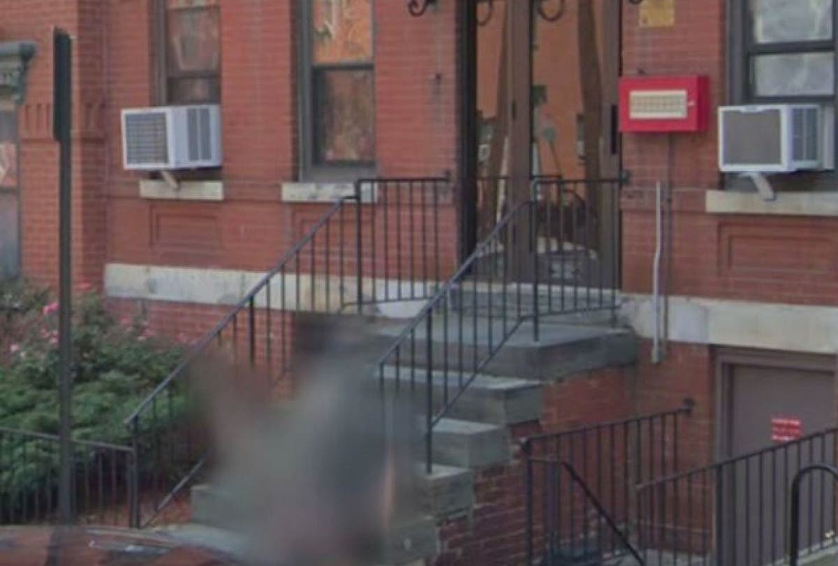 Man's Fall Down Hoboken Staircase Captured On Google Maps