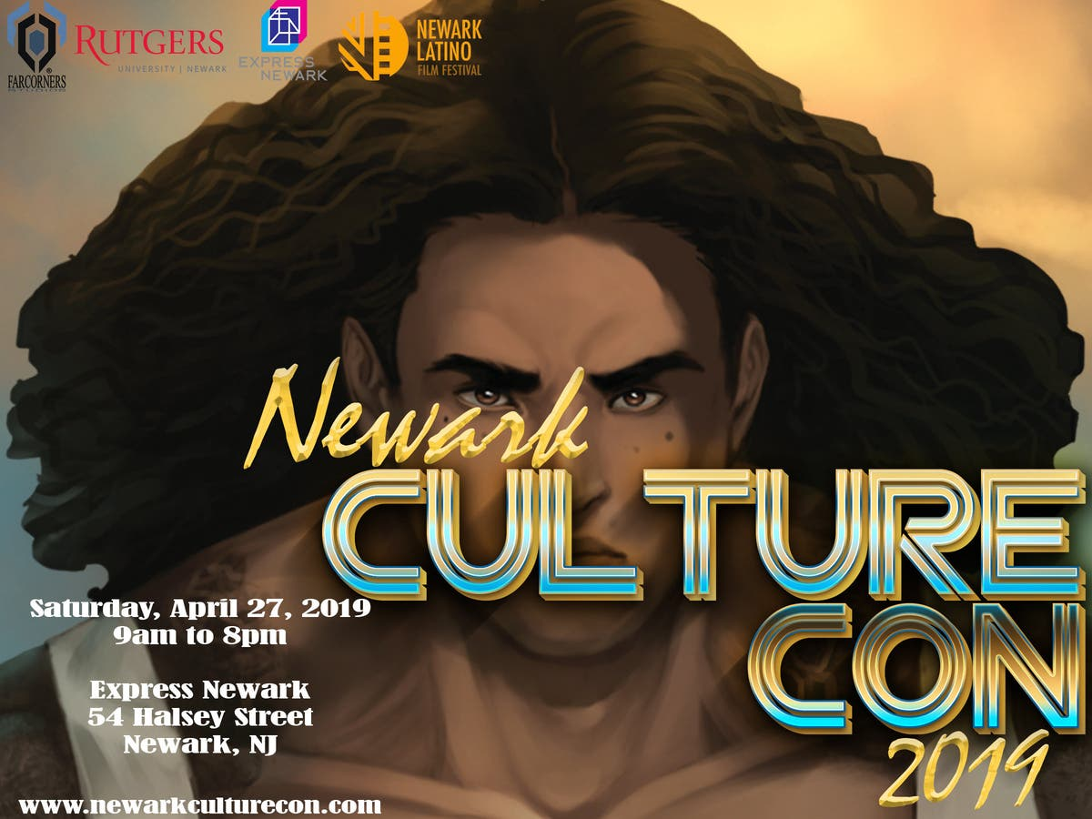 Free Newark Comic Con Will Highlight Diversity In Sci-Fi