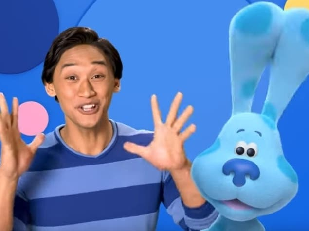 New Jersey Native Ready To Host 'Blues Clues' Reboot (VIDEO
