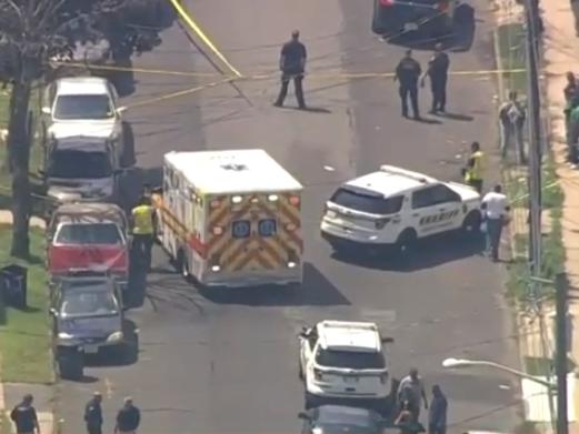 Multiple Shooting In Irvington, Suspected Gunman Dead: Police