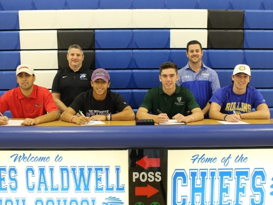 4 James Caldwell High School Athletes Will Play College Lacrosse - Caldwells, NJ Patch
