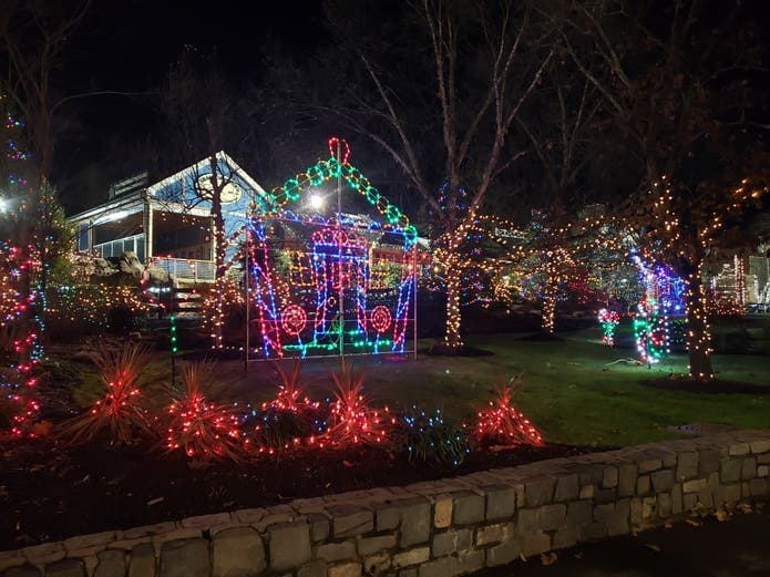 Christmas Lights Near Me 2020 Barrington Nj Holiday Lights At Turtle Back Zoo Canceled: 'New Wave Of Virus