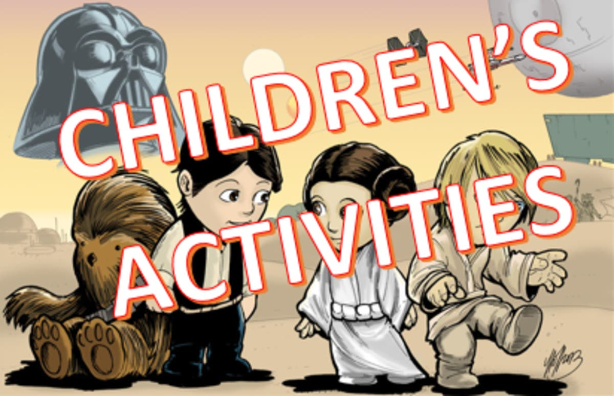 Fourth Annual Family Festival and Comic Con: Star Wars Days | Dale