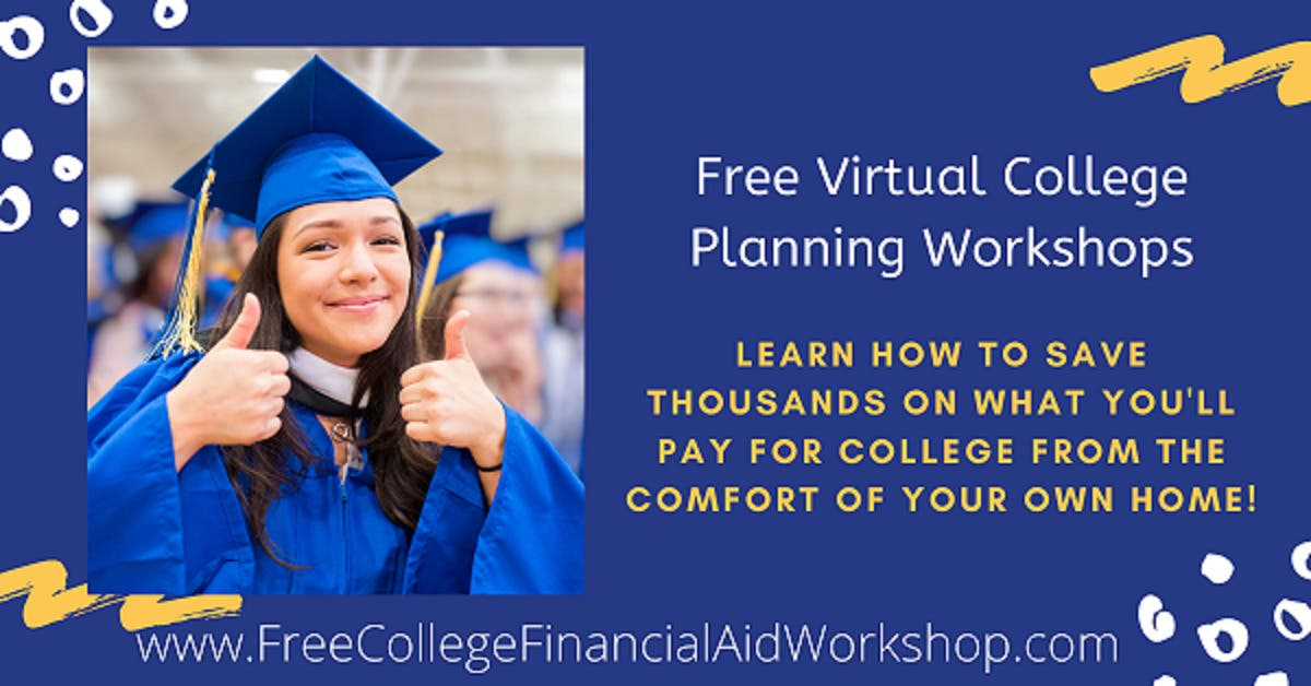 Free Virtual College Planning Workshop