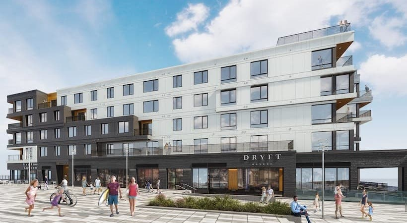 New 500 Ocean Avenue Community in Revere to Feature Highly