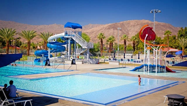 Palm Desert Aquatic Center Celebrates Fourth Of July With