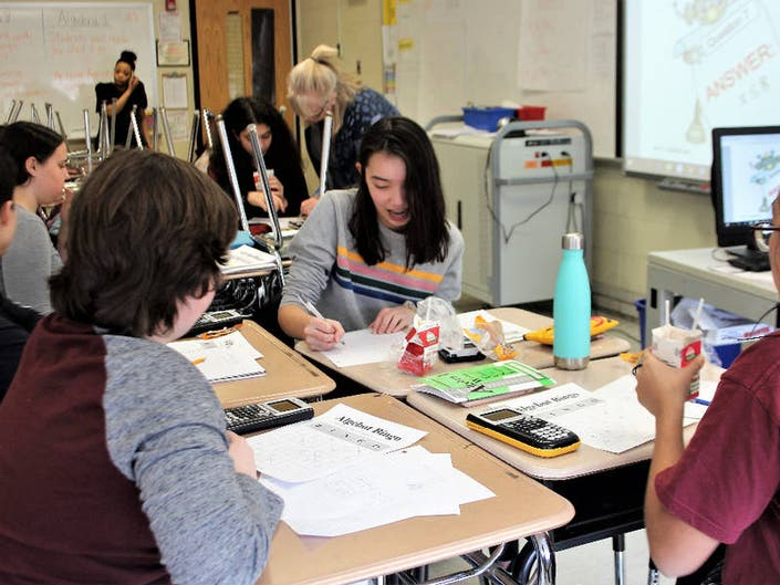 Ossining Selects New Math Programs for K-8 Students