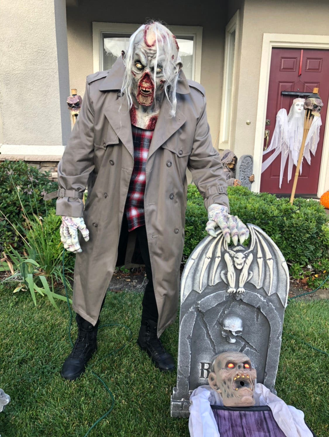 get spooked on halloween at the krumbach's haunted house | dublin