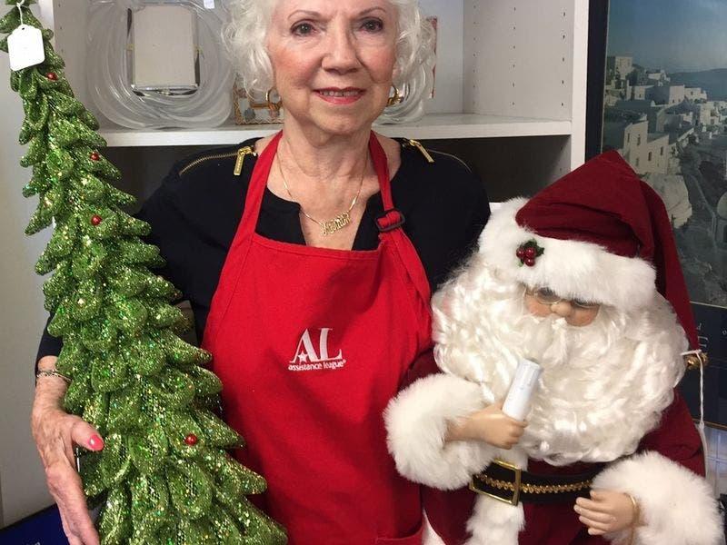 assistance league way side inn thrift shop celebrates christmas in - Who Celebrates Christmas