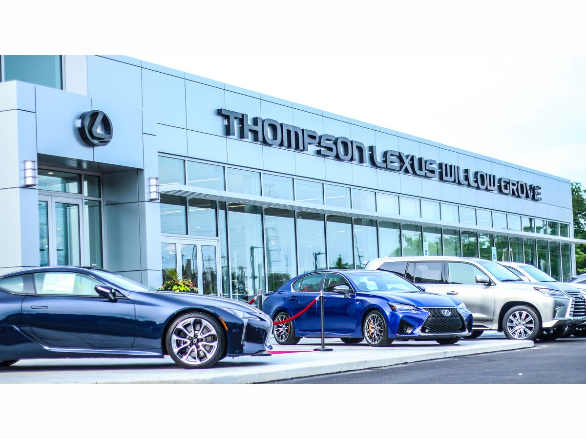 Thompson Lexus Willow Grove >> New Lexus Dealer Opens In Willow Grove Upper Moreland Pa