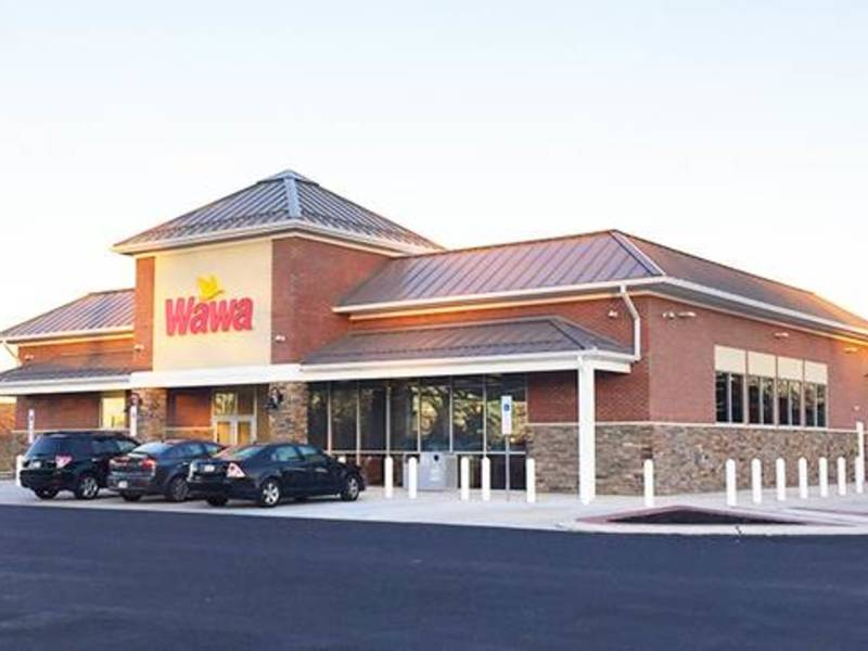 new horsham village plaza  including wawa and cvs  to